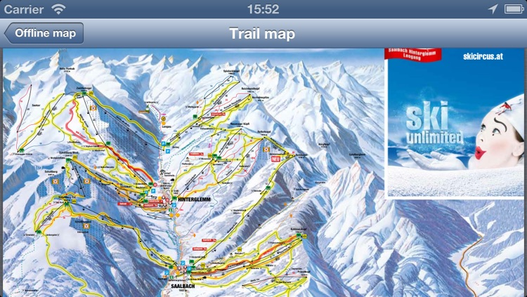 Zillertal Arena screenshot-1