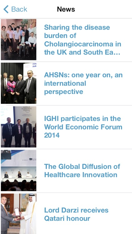 Institute of Global Health Innovation screenshot-3