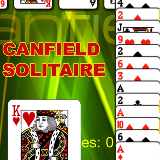 Canfield Solitaire Flawless