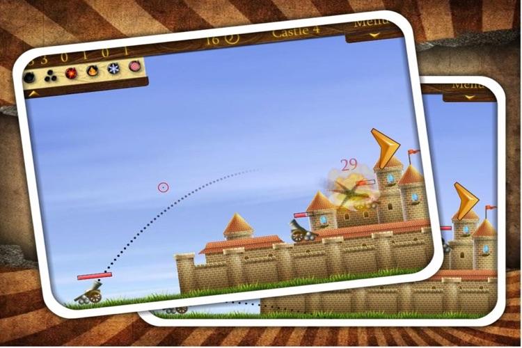 Cannon Strike screenshot-4