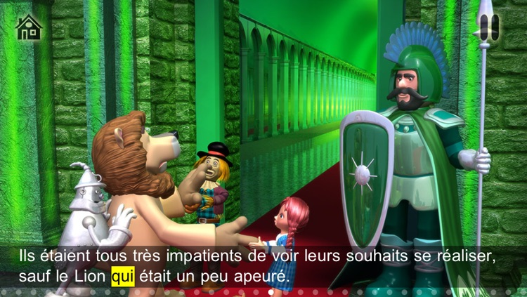 Wizard of Oz - Book & Games