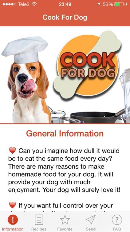 Cook For Dog screenshot-3