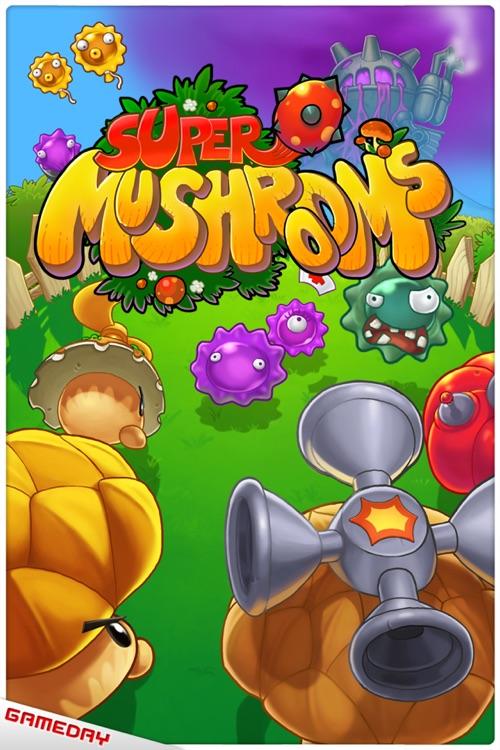 Super Mushrooms screenshot-4