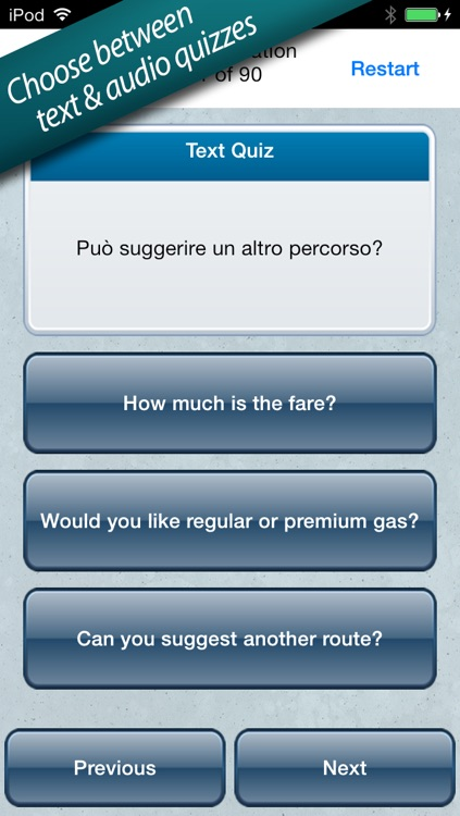 Italian in a Flash – Learn Quick with Easy Speak & Talk Flashcards!