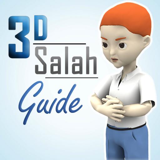 3D Salah Guide