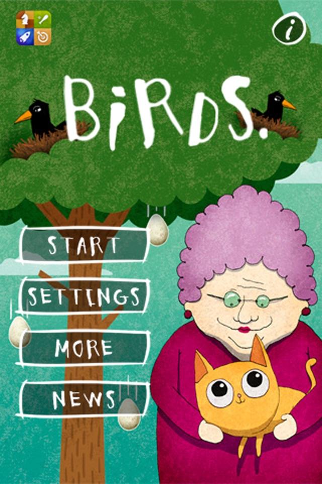 Birds vs. Granny and The Meow Maze Kittens – FREE Cheat Codes