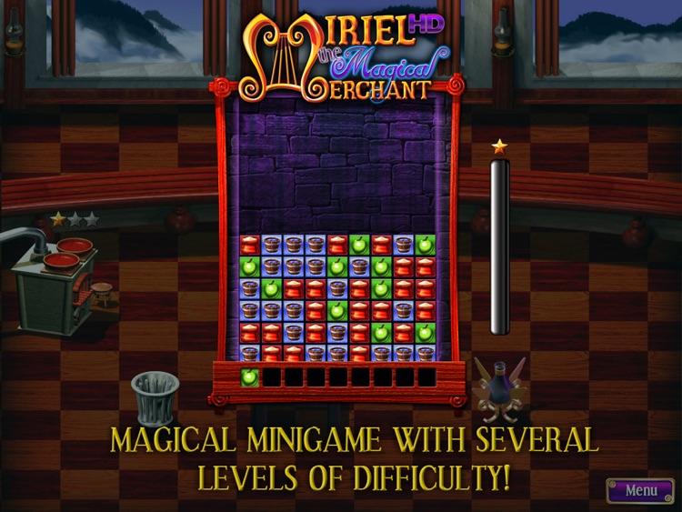 Miriel the Magical Merchant HD screenshot-3