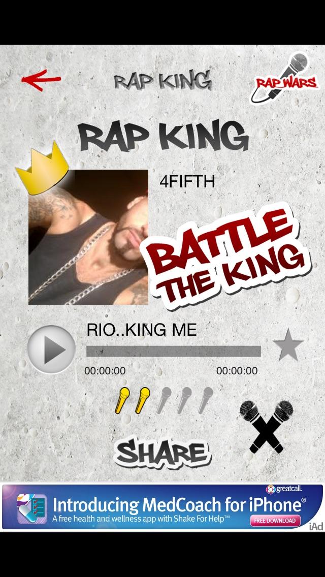 Rap Wars Free Screenshot