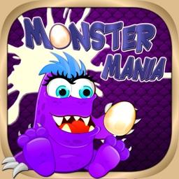 Monster Mania Dino Egg Hunt