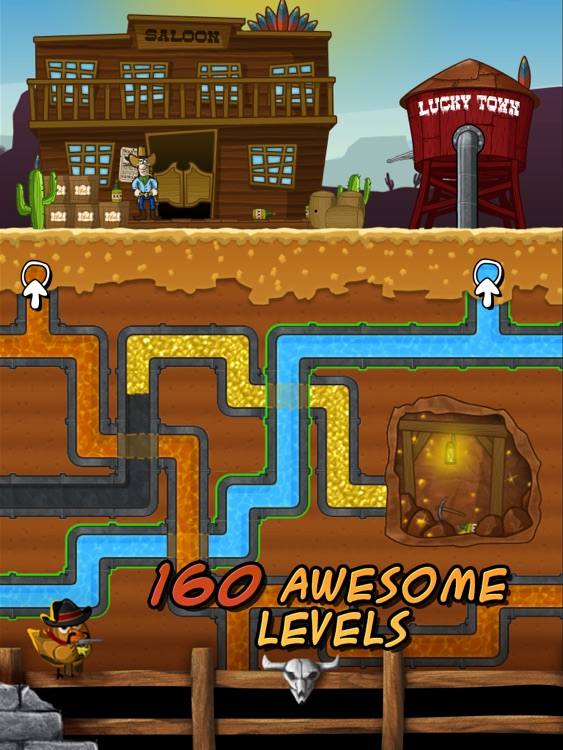 PipeRoll 2 Ages HD screenshot-3