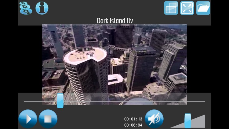 FLV Video Player screenshot-3
