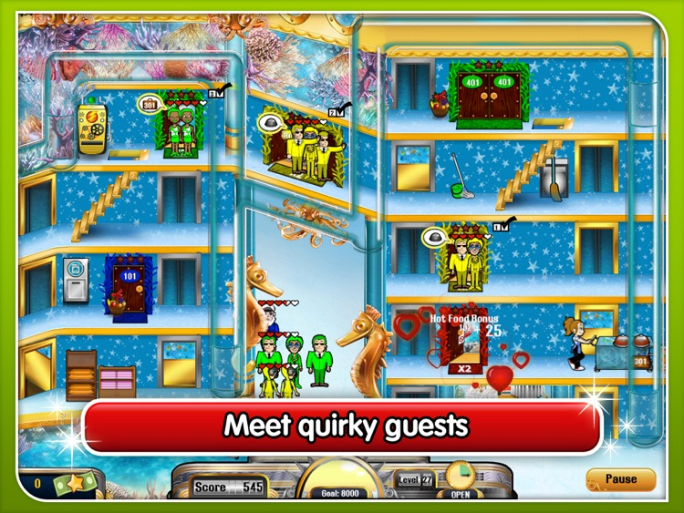 Hotel Dash: Lost Luxuries screenshot-3
