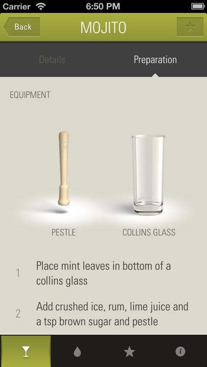The Cocktail App screenshot-3