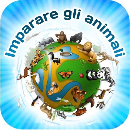il mondo degli animali per i bambini