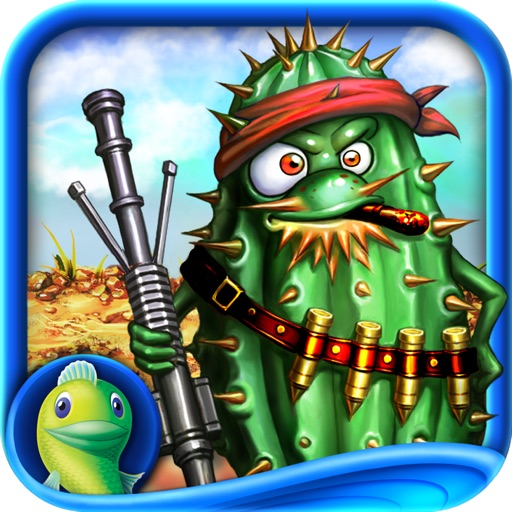 Garden Rescue HD (Full) icon