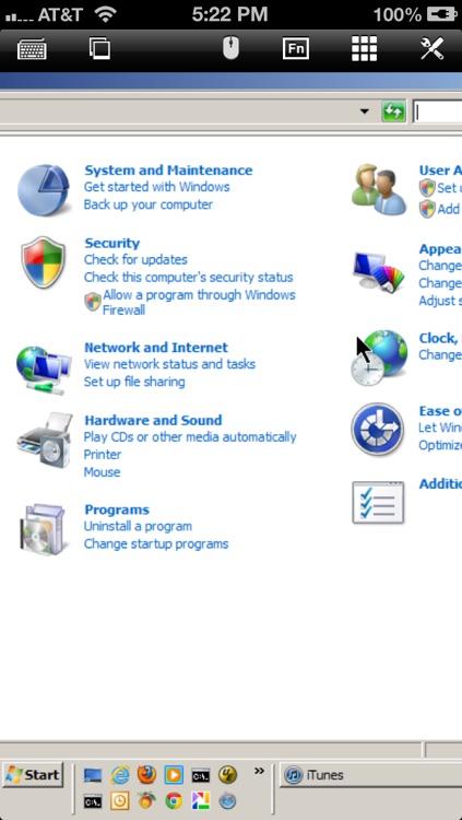 iRemoteDesktop screenshot-3