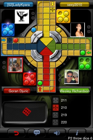 Online Ludo Screenshot