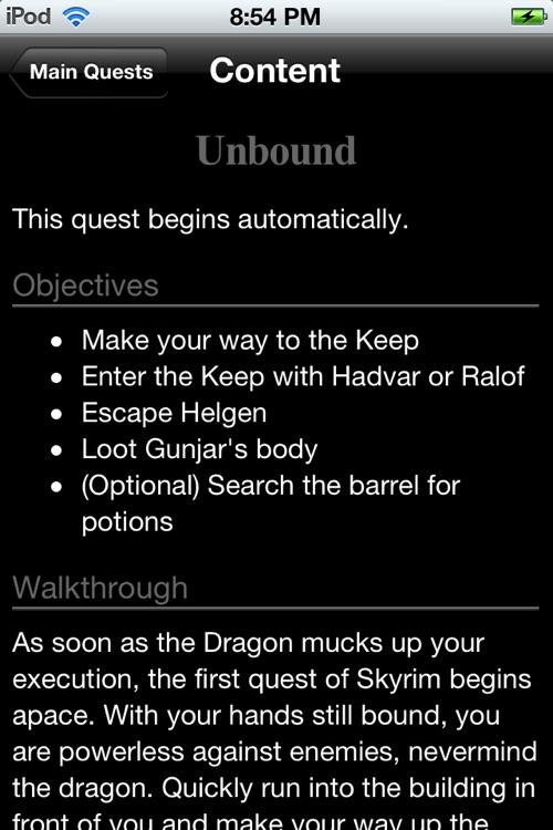 A Free Guide For Skyrim