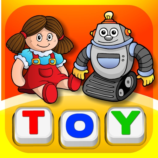 Abby - Toys - Games For Kids icon