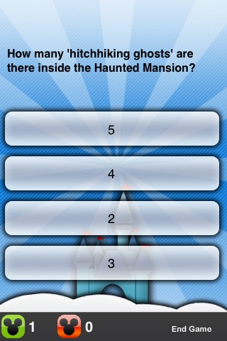 Walt Disney World Trivia