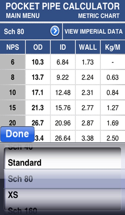 Lateral Pipe Calculator screenshot-3