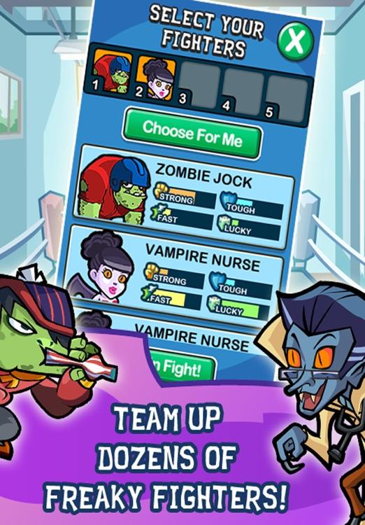 Zombie Takeover screenshot-3