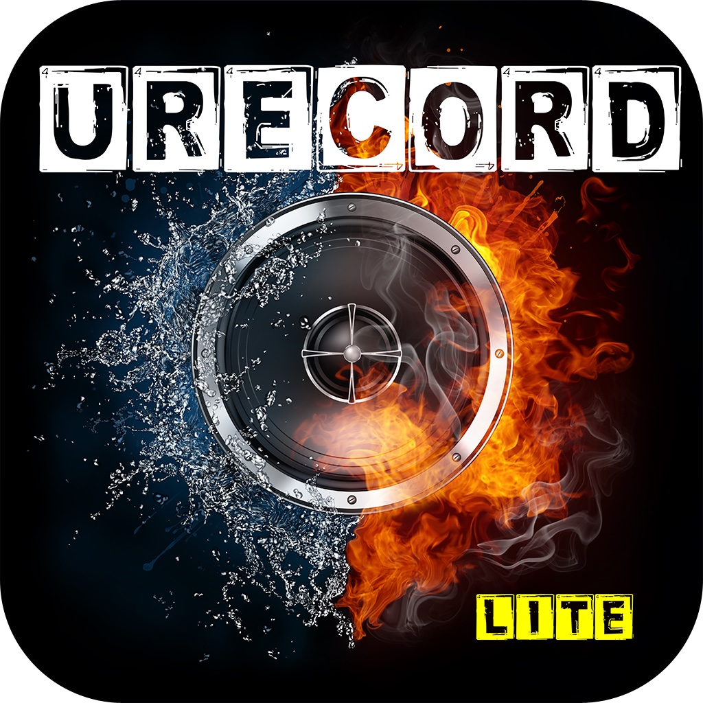 uRecord Lite - Audio & Video Media Recorder