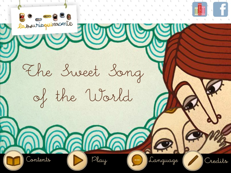 The sweet song of the world free