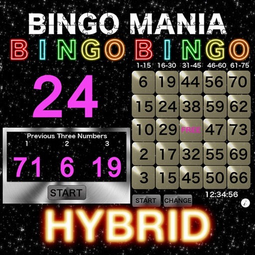 BINGO MANIA The Hybrid