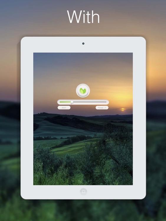 Natr HD - Nature Sounds for Sleep, Meditation, Yoga and Relaxation