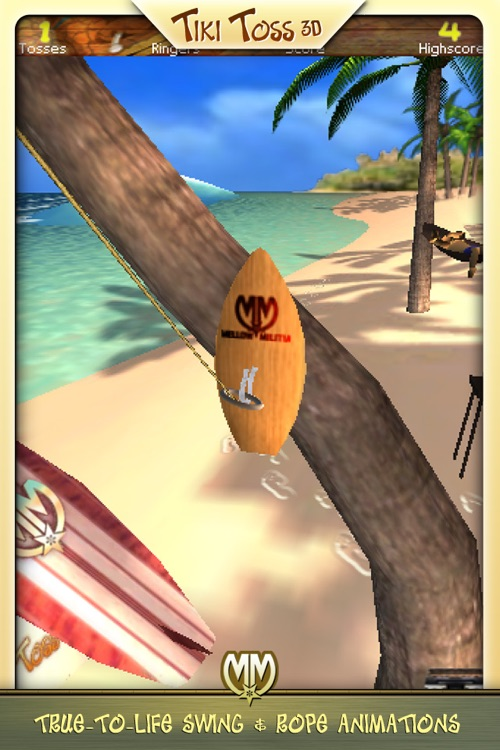 TiKi Toss 3D screenshot-2