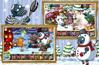 9Heroes Defence : Zombie Invasion iPhone app afbeelding 4