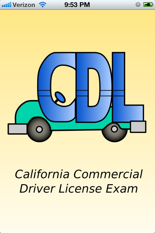 CDL Exam screenshot-0