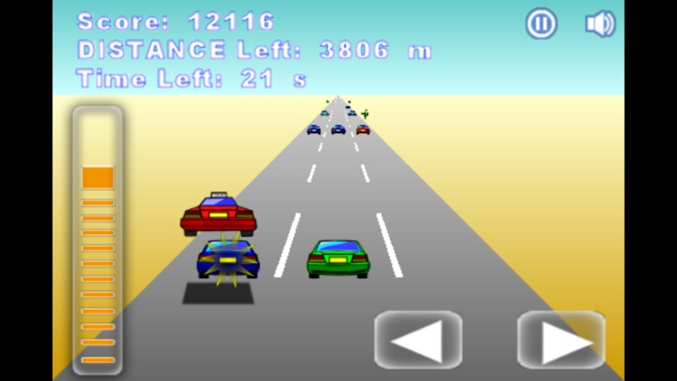 Taxi Gone Crazy screenshot-1