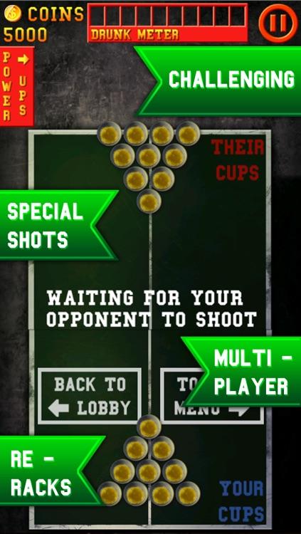 Drinking GameZ: Beer Pong screenshot-4