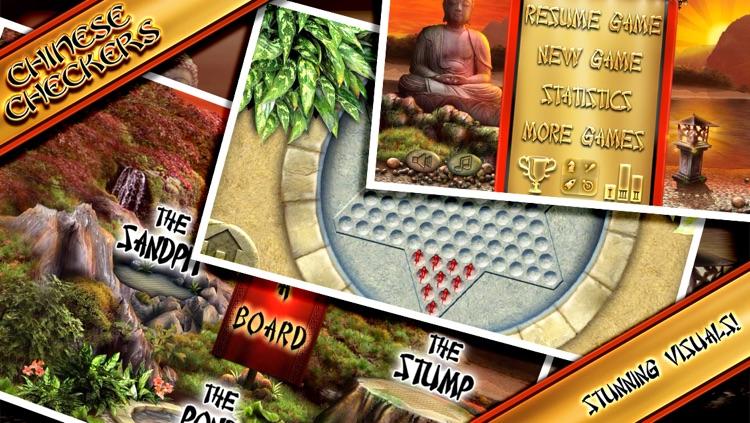 Chinese Checkers Lite screenshot-3