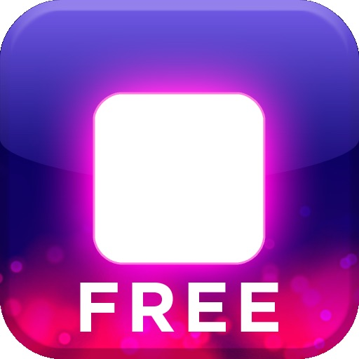 Neon Zone Free - a tilt and turn puzzle