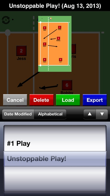 Volleyball Strategy Tool