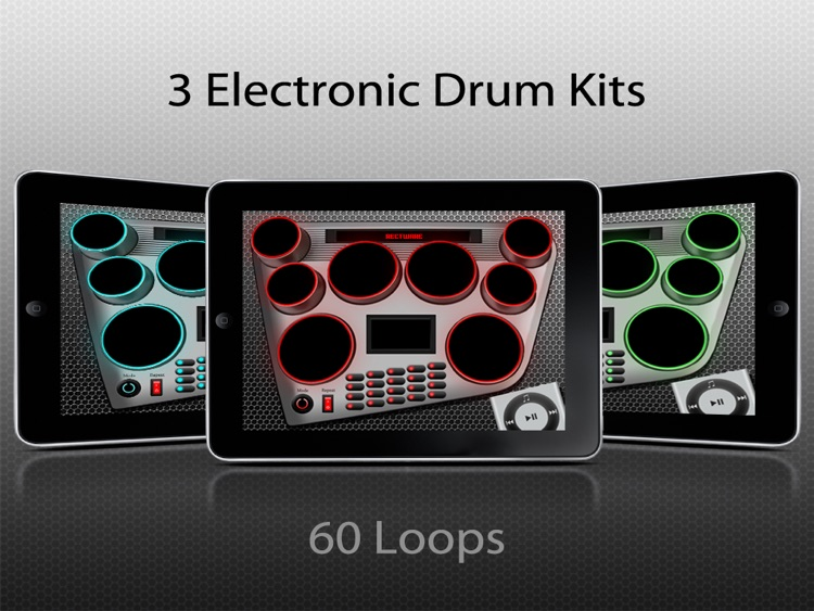 Drums Electro Edition