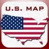 U.S. Map SD