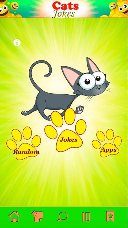 Barzellette sui gatti - Funny Jokes about Cats screenshot-4