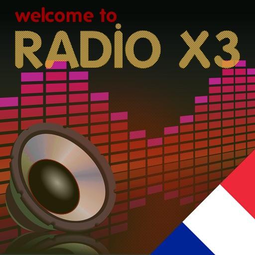 X3 French Guiana Radios - Les Radios de Guyane Française