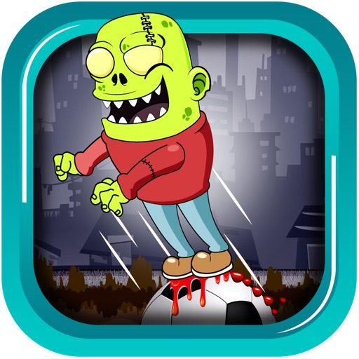 Killer Jumping Zombie Squad - Sport Ball Bounce Challenge Free