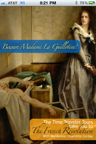 ParisAppTours: Beware Mme la Guillotine, A Revolutionary
