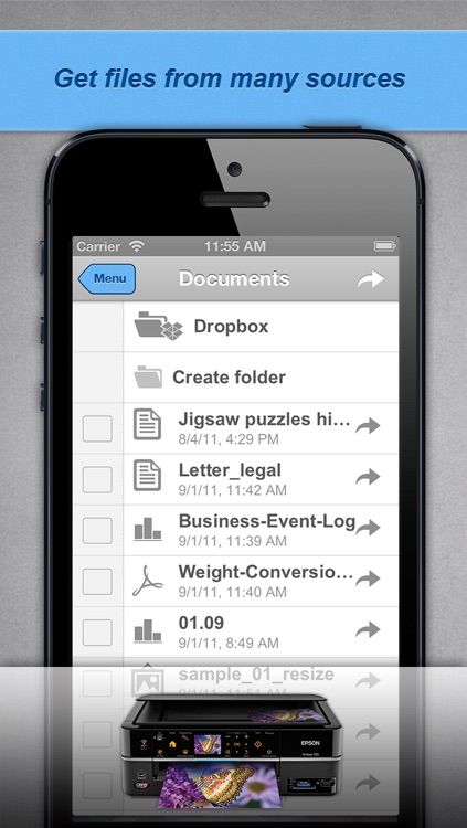 Print Agent PRO for iPhone