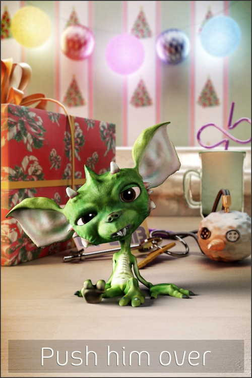 Talking Gremlin: Christmas Special screenshot-2