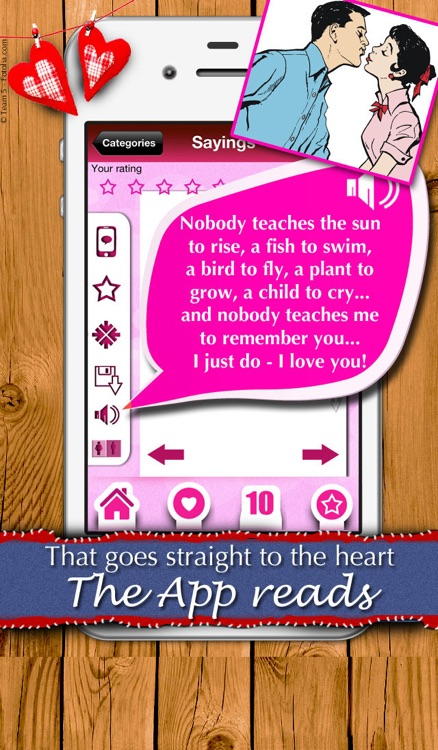 5,000 Love Messages - Romantic ideas and words for your sweetheart screenshot-3
