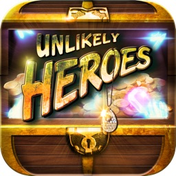 Unlikely Heroes: Curse of The Crystal Cave