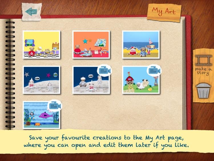 Play School Art Maker screenshot-4