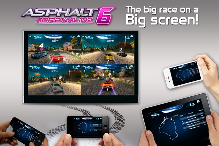 Asphalt 6: Adrenaline screenshot-0